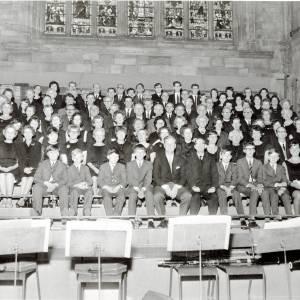 Three Choirs Festival, Hereford Choir, Hereford, 1967