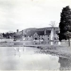 Brinsop Court, Herefordshire, exterior