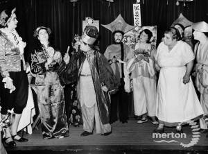 "St. Helier Friendly Club present ""Aladdin"""