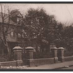 Grange Avenue, Harton