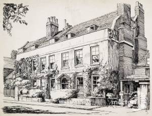The Rectory, Church Road, Mitcham