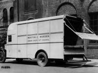 Dustcart No. 26, Merton and Morden Urban District Council