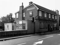 Kingston Road, The White Hart,  Merton Park