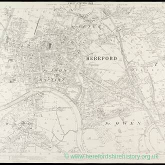 1888 Ordnance Survey maps
