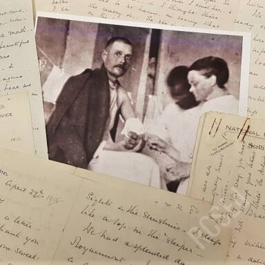 Elsie Inglis First World War Letters from Serbia and Reni (1915, 1917)