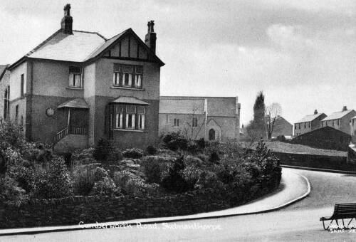 012 Cumberworth Road, with St Aidan's Church in centre