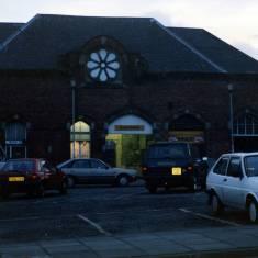 Demolition of South Shields Railway Station