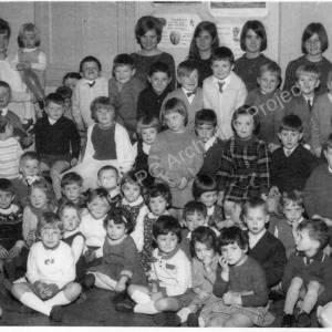 St Mark's Sunday School Whitsuntide 1962