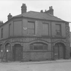 Globe Inn, Albemarle Street, South Shields