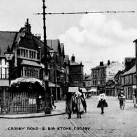 Crosby road and stone