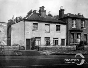 Merton High Street: Millers Mead