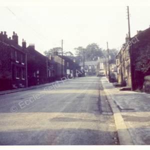 Main Street, Thackery Row, Grenoside