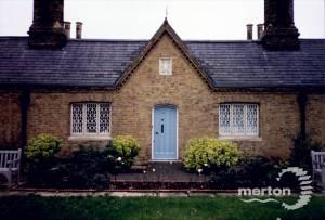 Tate Almshouses, Cricket Green, Mitcham