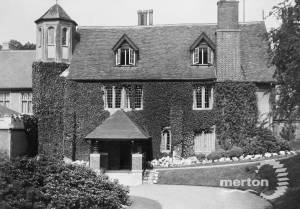 Old Rectory House, Church Road, Wimbledon