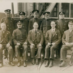 Members of South Shields Transport