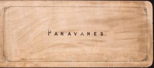 Paravane design p01