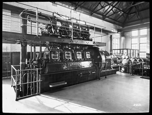 Woodford No.3 engine