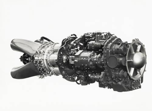Gazelle 512 engine: Napier