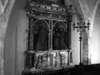 Monument in St. Mary's Church, Merton Park