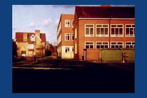 Rutlish School, Merton Park