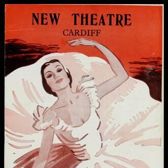 New Theatre, Cardiff, November 1961