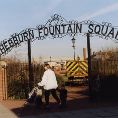 Fountain Square, Hebburn