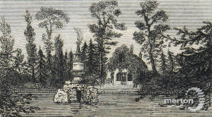 Wimbledon Park House: Garden feature