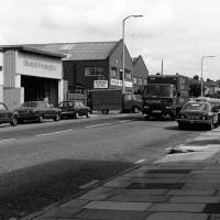 Aintree Road, Bootle, 1987