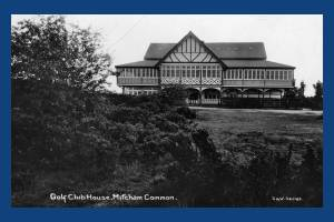 Golf Club House, Mitcham Common