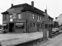 Earl Beatty pub, Motspur Park.