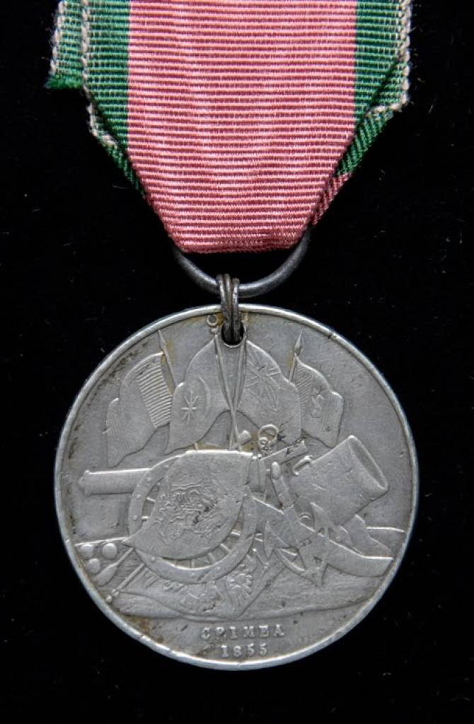 Turkish Crimea Medal