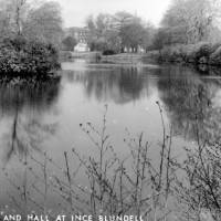 Ince Blundell Hall and Lake