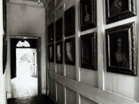 Corridor at Southside House, Wimbledon