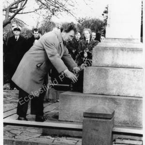 British Legion Remembrance Service Chapeltown Park