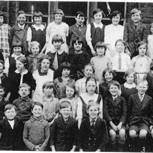 Burncross School Class  1927
