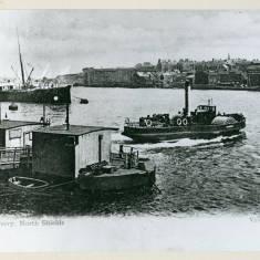 The Halfpenny Ferry