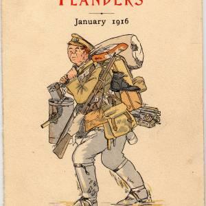 Flanders, January 1916