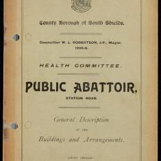 Public Abattoir, Station Road