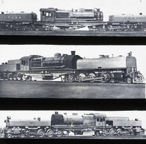 Beyer Peacock built Garratt locomotives