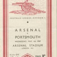 19490504 Arsenal