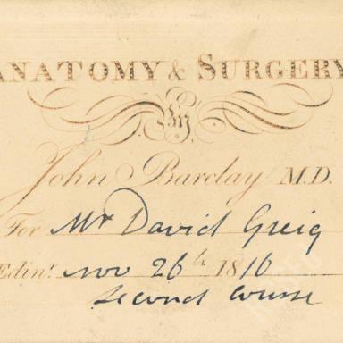 Anatomy & Surgery