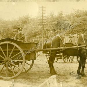 George Jackson of Grenoside during First World War 2