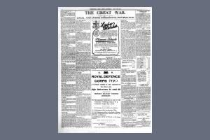 29 JULY 1916