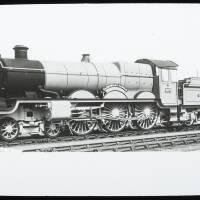 """Steam locomotive 4073 """"Caerphilly Castle"""""""