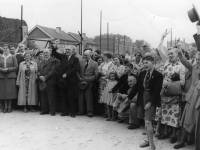Ceremony at Hengelo Gardens