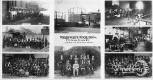 Wandsworth, Wimbledon and Epsom Gas Company, Western Road, Mitcham