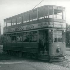Tram Car 44 at Ridgeway