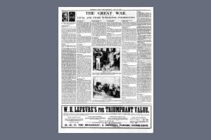 10 JULY 1915