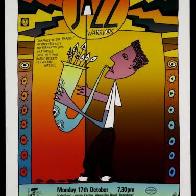 Jazz Warriors 1988