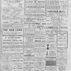 Hereford Journal - February 1917